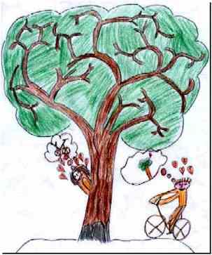 pour changer .........proverbes sur l'arbre???????? Aime